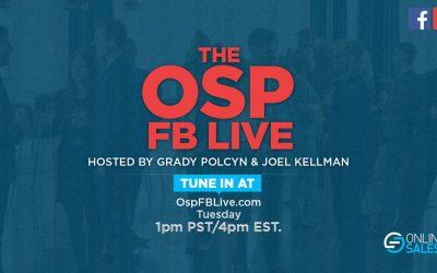 OSP FB Live – December 5, 2017
