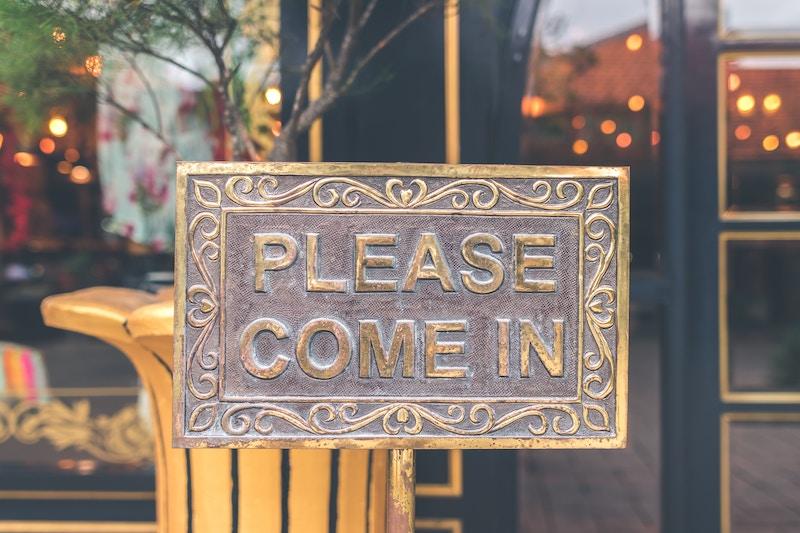 Please-Come-In